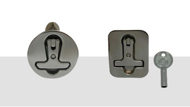 M5 - T-Handle Compression Latches