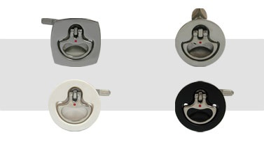 M5 - D-Handle Compression Latches