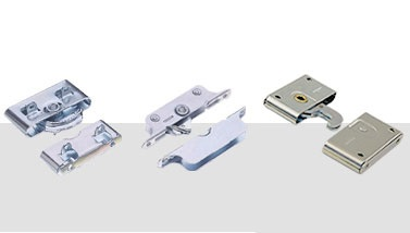 R2/R5 - Concealed Butt-Joint Panel Fastening Latches